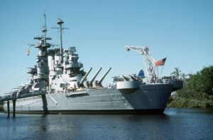 commercial pest control - USS North Carolina