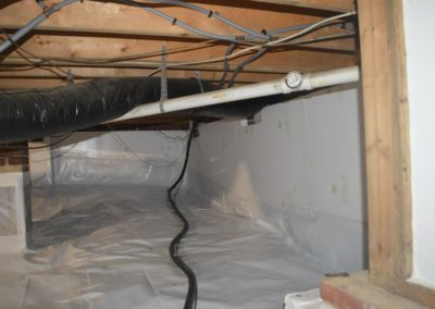 crawlspace encapsulation raleigh