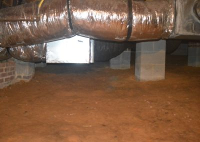 crawlspace encapsulation cost