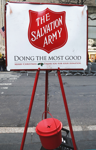 Salvation Army Donations in Wake County